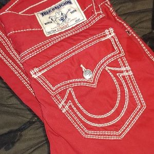 Men's True Religion Straight Jeans